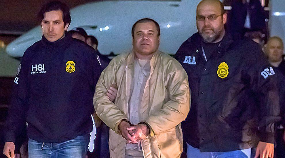 Имало едно време могъщ наркобарон на име Ел Чапо