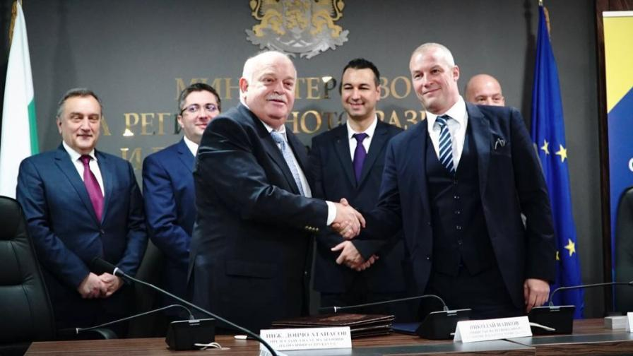 Инж. Дончо Атанасов ще отговаря за магистралите