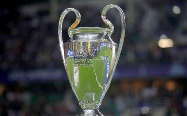 НА ЖИВО: Нова порция Шампионска лига