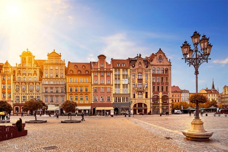 Балтика Полша Гданск Гдиня Сопот