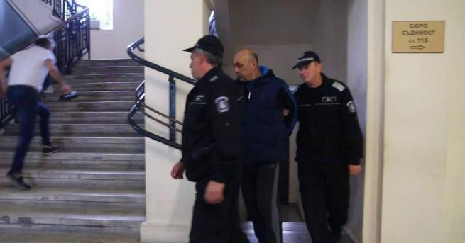 """Шуменският районен съд взе мярка за неотклонение """"Задържане под стража"""""""