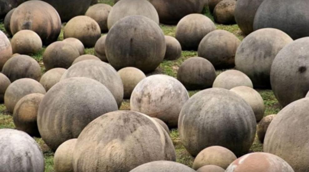 Каменните топки от Коста Рика - впечатляващи и мистериозни (СНИМКИ/ВИДЕО)