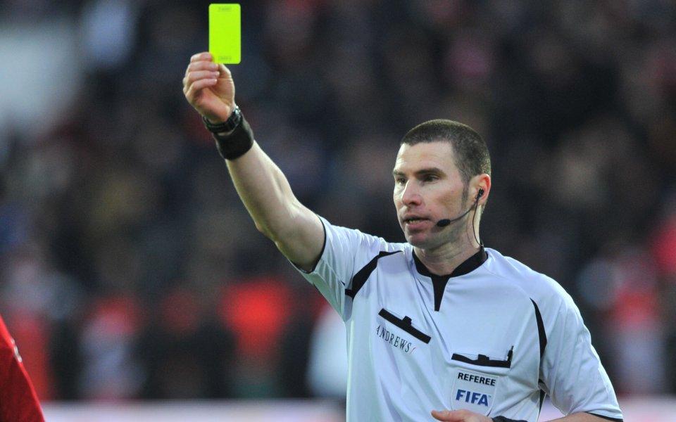 Кабаков ще ръководи дербито във Втора лига