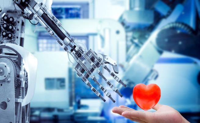 Изкуствен интелект ще ни помага да се влюбим