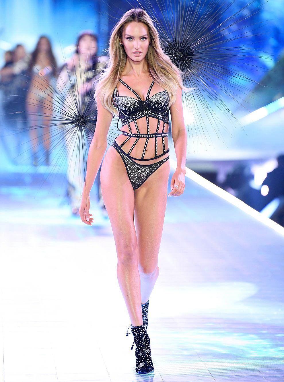 Шоуто на Victoria's Secret в Ню Йорк
