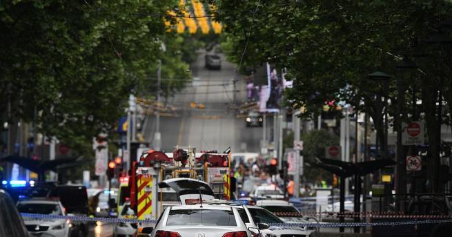 Един човек загина след нападение с нож в австралийския град
