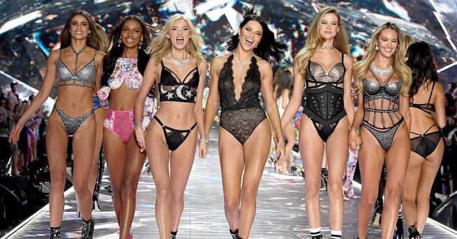 В Ню Йорк се състоя ежегодното модно дефиле за бельо