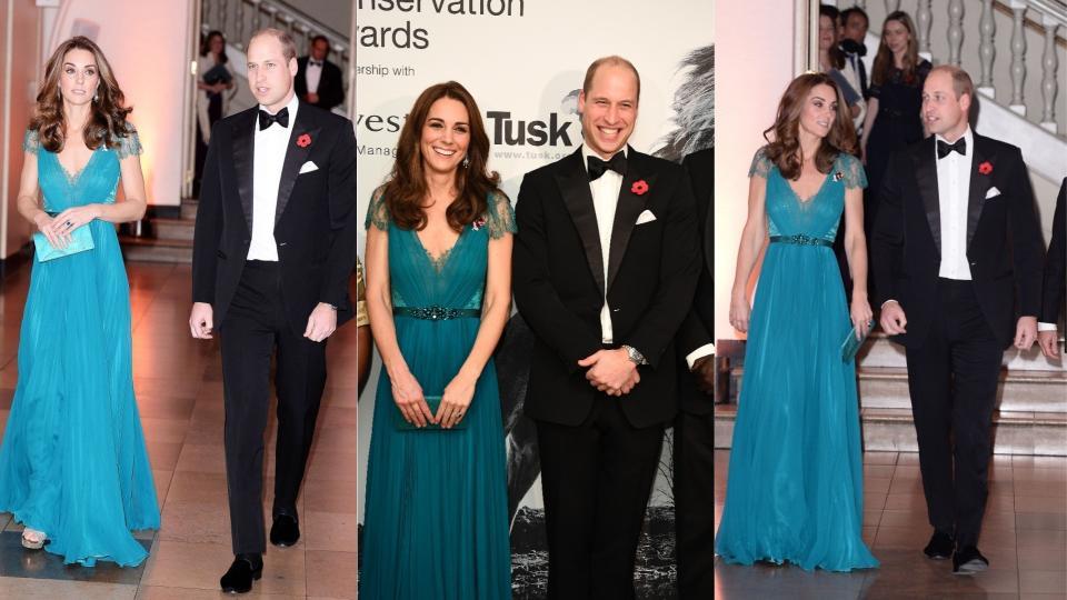 <p><strong>Принц Уилям</strong>&nbsp;и&nbsp;<strong>херцогиня Катрин&nbsp;</strong>демонстрираха кралски стил и изтънченост на прием в&nbsp;<strong>Лондон</strong>. При появата си в залата&nbsp;<strong>херцозите</strong>&nbsp;<strong>на Кембридж&nbsp;</strong>изглеждаха като принц и принцеса, излезли от приказна история на Дисни.</p>