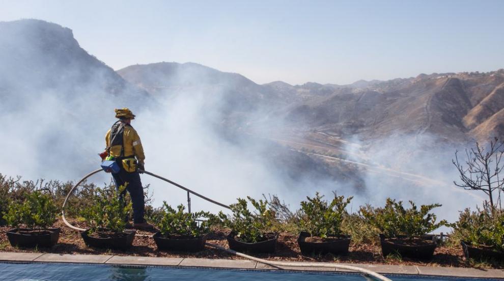 Десетки жертви на пожарите в Калифорния (ВИДЕО/СНИМКИ)