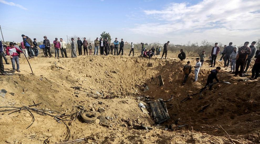Напрежение между Израел и Хамас, кръвопролитна операция и ракетна атака