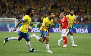 Коутиньо и Марсело отпаднаха  от състава на Бразилия