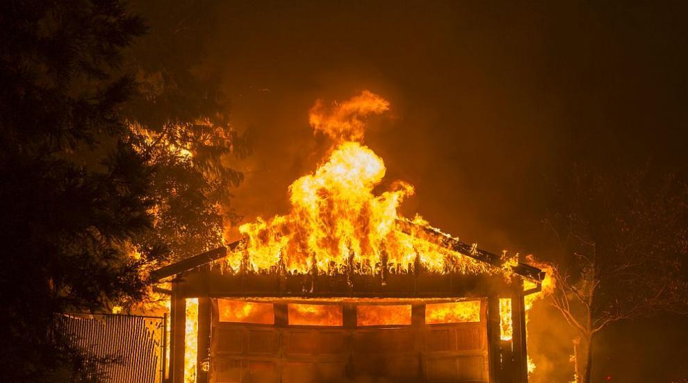 48 са вече жертвите на пожарите в Калифорния (СНИМКИ)