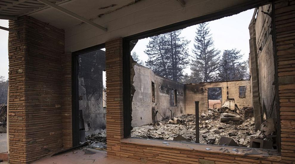 Продължава да расте броят на жертвите и изчезналите след пожара в...