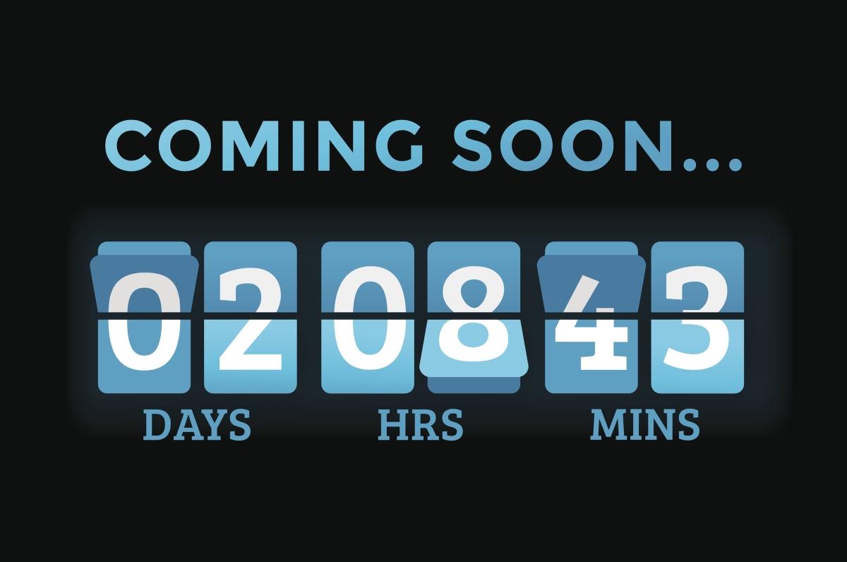 Започнете обратното броене! Задрасквайте дните от календара, до момента, в който ще настъпи голямото събиране!