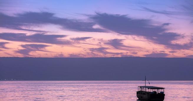 Навремето в Ейн Гев, на брега на Галилейското езеро, израелците