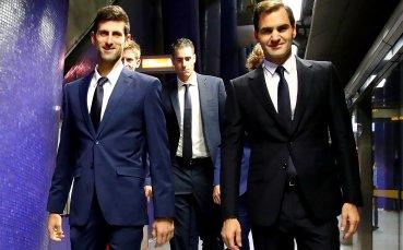 Джокович защити Федерер след критиките, че се ползва с привилегии