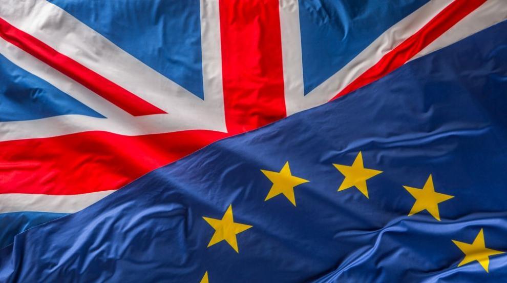 ЕС и Великобритания имат чернова за договора за Брекзит