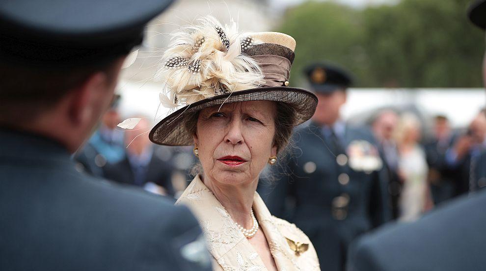 Принцеса Ан - най-интересната в британската монархия