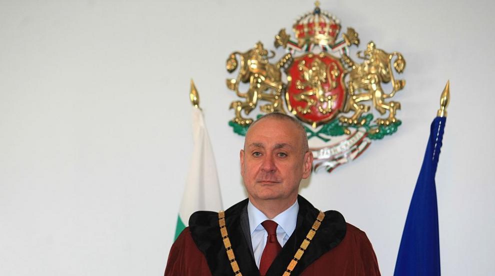 Борис Велчев е избран отново за председател на КС