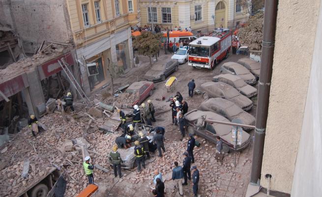 """Няма виновни за рухването на сградата-убиец на ул. """"Алабин"""""""