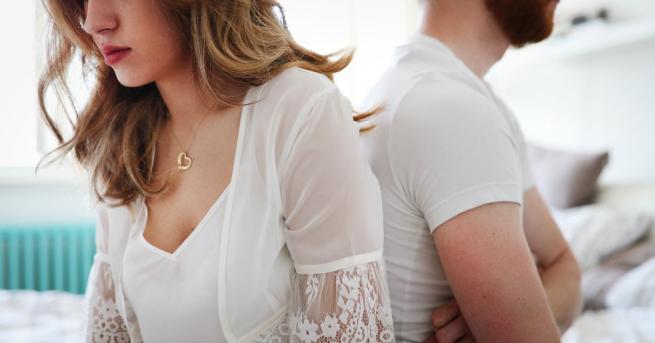 Непримиримите противоречия между партньорите са най-честата причина за развод. Но