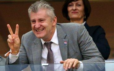 Шефът на хърватския футбол иска отмъщение за 0:6
