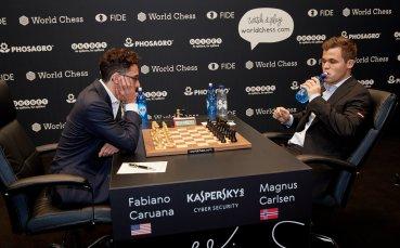 Пето поредно реми в битката за световната титла по шахмат