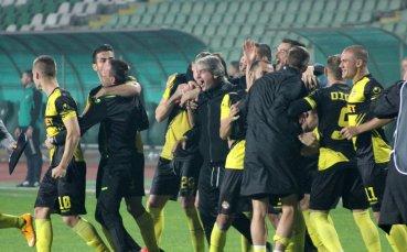 Ботев тества футболист на Беласица в контрола