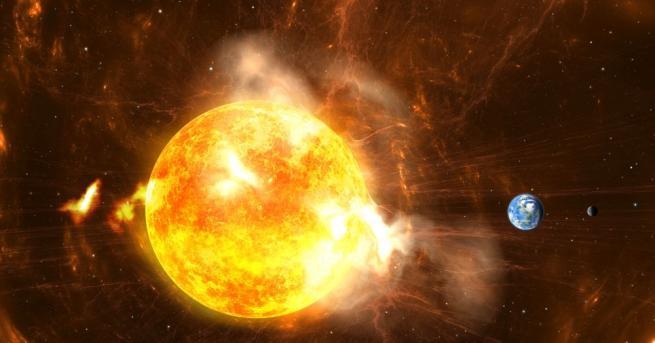 Супер земя беше открита в орбита около съседна на Слънцето