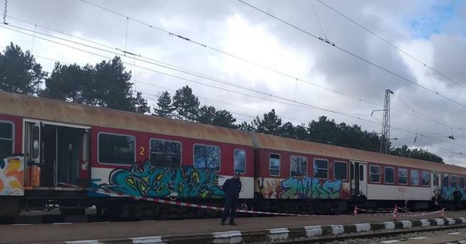 Обвинения след убийството във влака край Вакарел. 38-годишният Красимир Мутафчийски