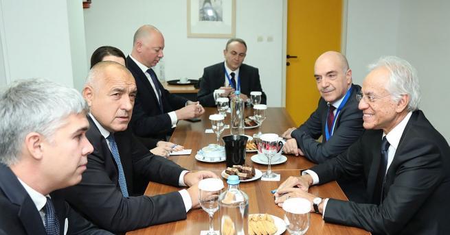 Възможностите за енергийна свързаност между България и Гърция - интерконекторната