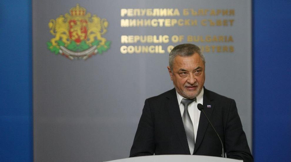 Хронологията зад оставката на Валери Симеонов като вицепремиер