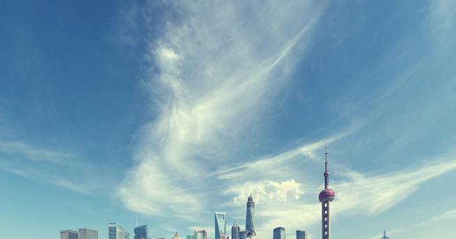 Луксозен хотел, който ще отвори врати в покрайнините на Шанхай,