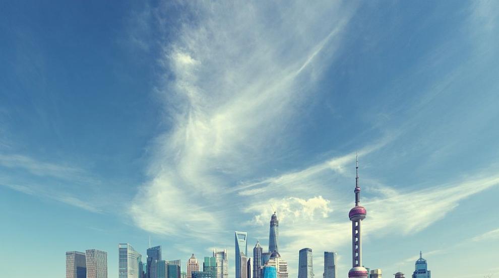 Луксозен хотел отваря врати в бивш открит рудник в Шанхай (СНИМКИ/ВИДЕО)