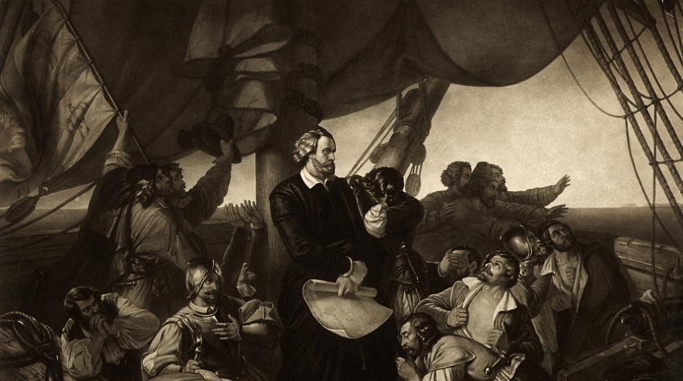 Христофор Колумб – герой или престъпник?