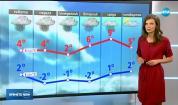 Прогноза за времето (17.11.2018 - обедна емисия)