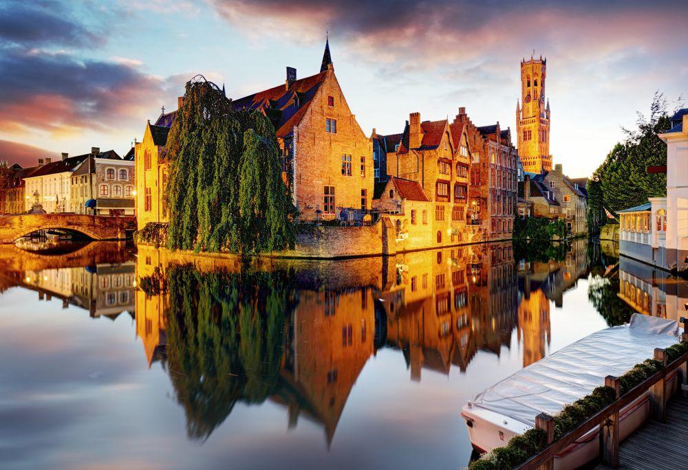 Брюге, Белгия