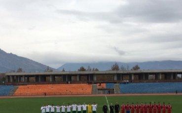 България U19 разби Гибралтар в квалификация