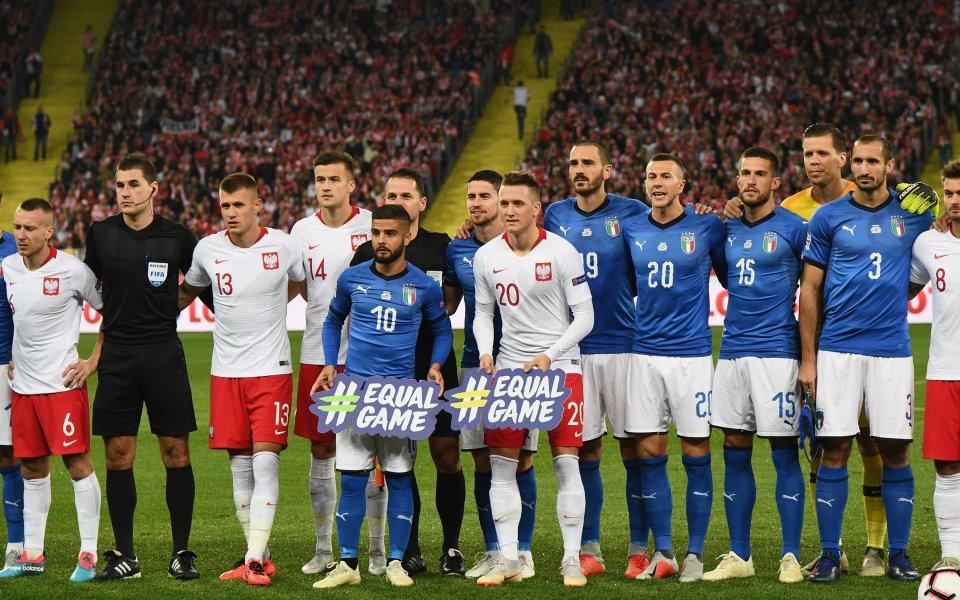 Легендарен защитник на Италия стана асистент на Манчини