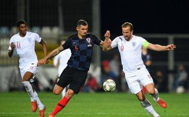 Тежка битка за първото/последното място: Англия - Хърватия