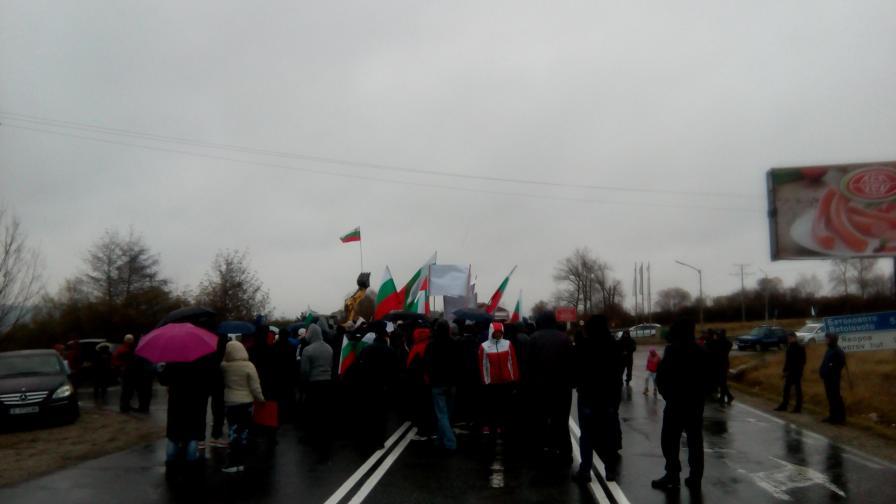 <p>Равносметката на МВР за протестите и блокадата на пътища</p>