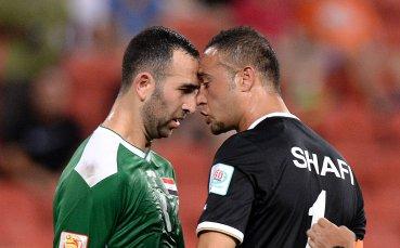 Вратарят на Йордания вкара рядко срещан гол