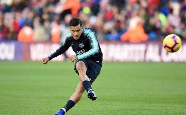 Коутиньо се завръща за Атлетико Мадрид