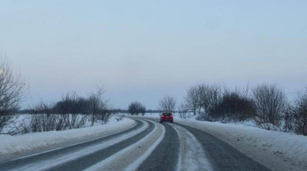 Мъж загина при катастрофа на пътя Елхово-ГКПП Лесово