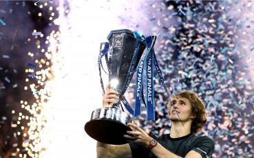 Бекер за Зверев: Той е следващата тенис суперзвезда!