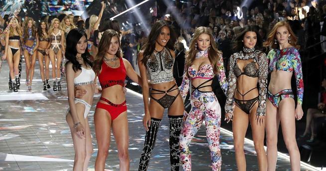 Модната марка Victoria's Secret (