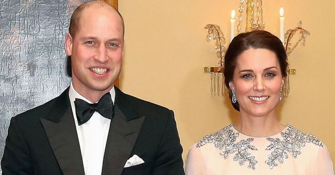 Семейството на херцога и херцогинята на Кеймбридж - Уилям и