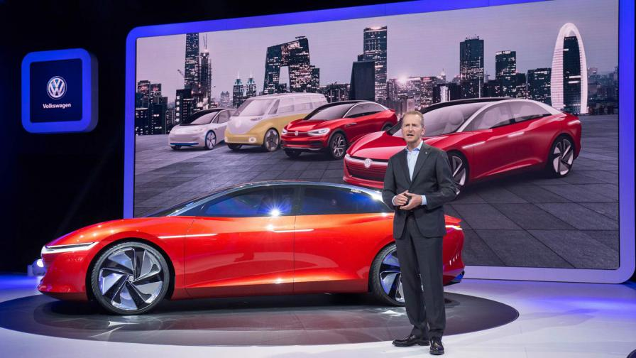 <p>Федерален министър не харесва германските електромобили</p>