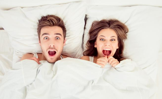 Кои са най-шумните нации в леглото