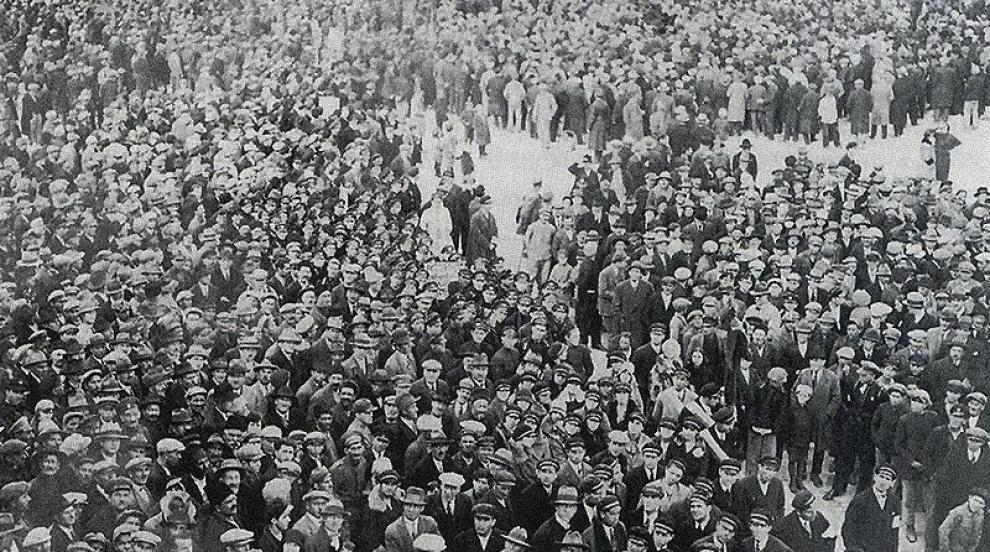Учени дискутират отражението на Ньойския договор върху София